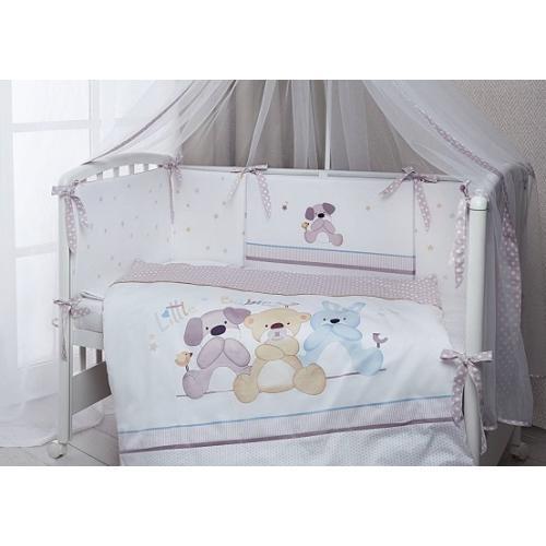 Комплект детского постельного белья Perina Венеция 6 Три друга