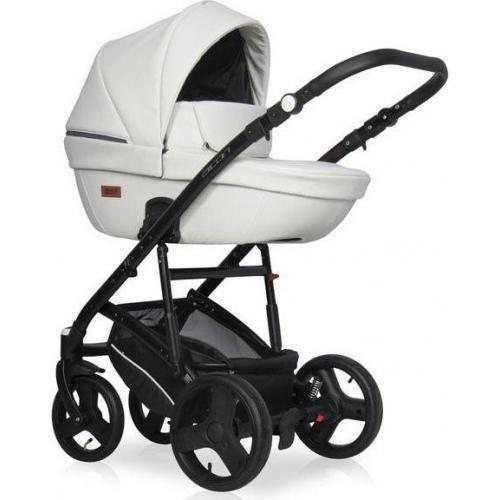 Детская модульная коляска 2 в 1 Riko Basic Aicon Ecco