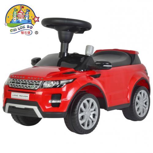 Автомобиль-каталка Chi Lok Bo Рэйнджровер