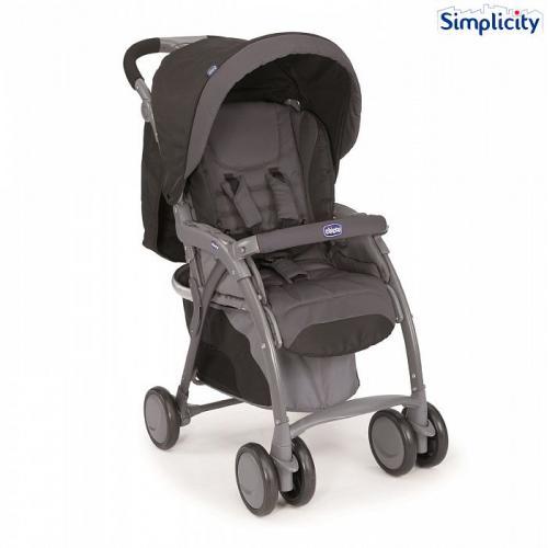 Детская прогулочная коляска Chicco SIMPLICITY PLUS TOP
