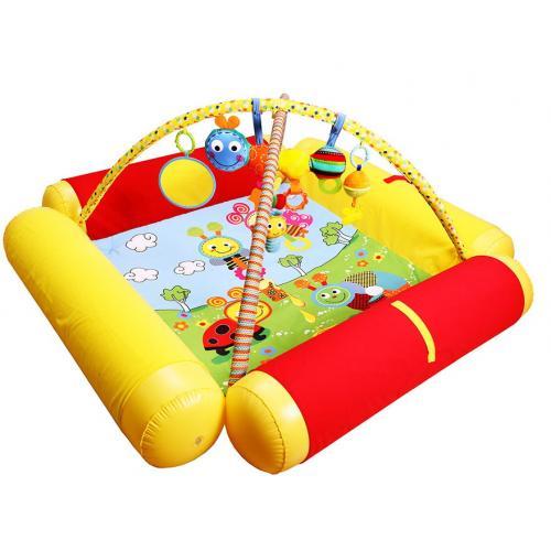 Развивающий коврик Biba Toys Друзья Бюсси Арт.GD158