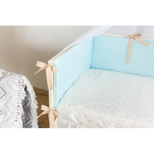 Бортик защитный в кроватку Martoo Comfy-6