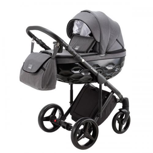 Детская модульная коляска Adamex Chantal 2 в 1