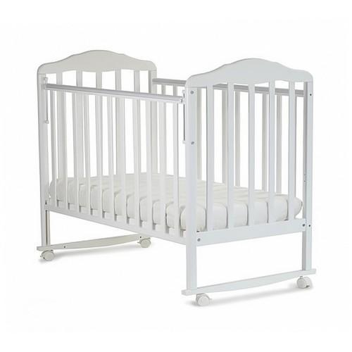 Детская кроватка колесо-качалка СКВ 120111