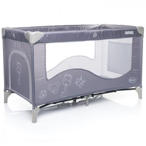 Детский манеж-кроватка 4BABY Royal