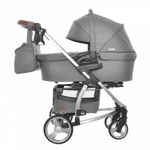 Детская модульная коляска Carrello Vista CRL-6501 2 в 1