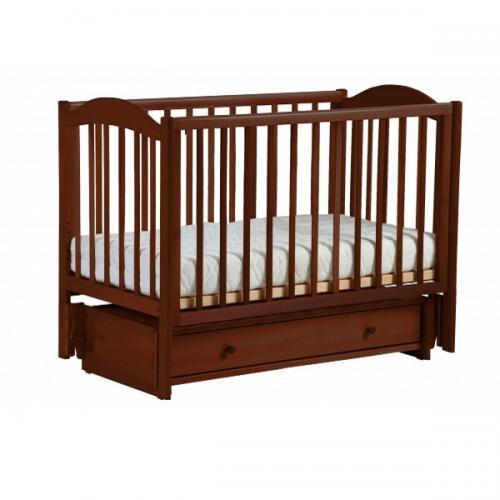 Детская кроватка с универсальным маятником Лель Кубаночка-2 38