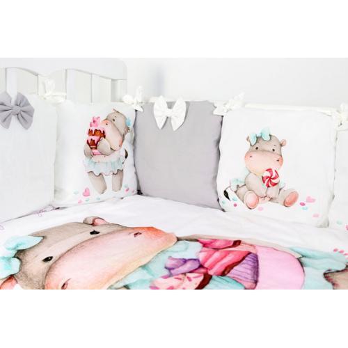 Комплект детского постельного белья Топотушки Глория 6 предметов