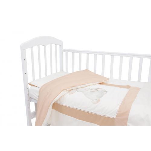 Комплект постельного белья Топотушки Зайка-Акварель 3 предмета