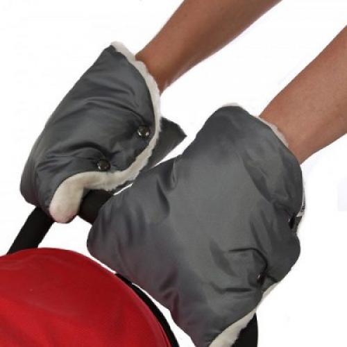 Муфты-варежки для коляски BAMBOLA (лайт) 155В