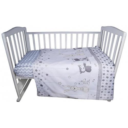 Детское постельное белье Топотушки Друзья 3 предмета