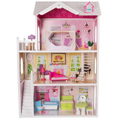 Кукольный домик ECO TOYS California арт. 4107WOG