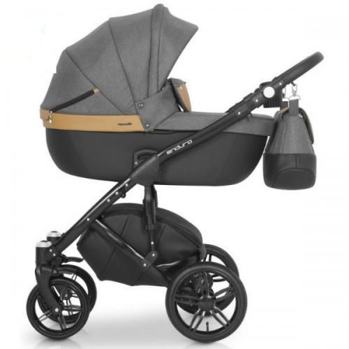 Детская модульная коляска Riko Enduro 2 в 1