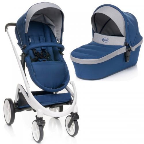 Детская модульная коляска 4BABY Cosmo 2 в 1