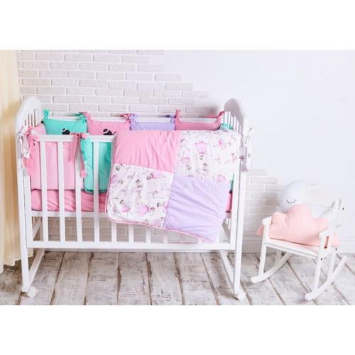 Комплект детского постельного белья Топотушки Балерина 6 предметов