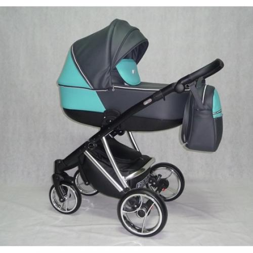 Детская модульная коляска Ray Agix 3 в 1