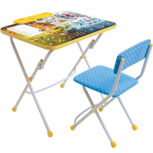 Складной комплект детской мебели Ника Феи. Тайны зимнего леса Д3Ф2