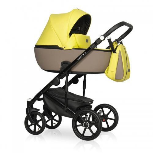Детская модульная коляска Riko Basik Ozon Ecco 3 в 1