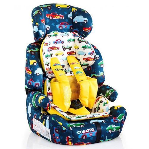 Детское автомобильное кресло COSATTO ZOOMI 9-36
