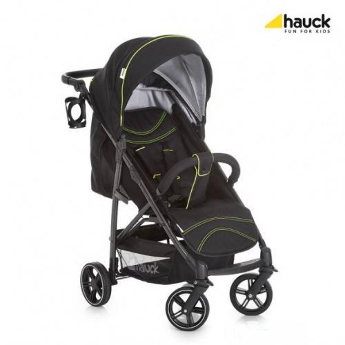 Детская прогулочная коляска HAUCK Rapid 4S
