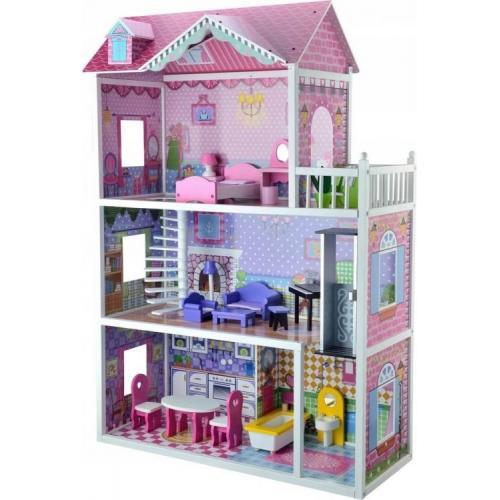 Кукольный домик ECO TOYS Strawberry арт.TL43004C