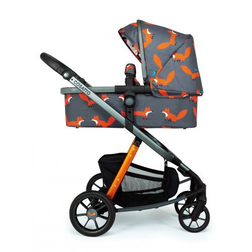 Детская коляска-трансформер COSATTO GIGGLE QUAD