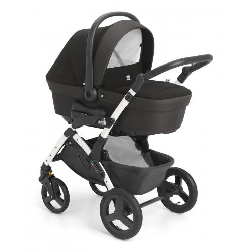 Детская модульная коляска CAM Dinamico Up Smart 2019 3 в 1
