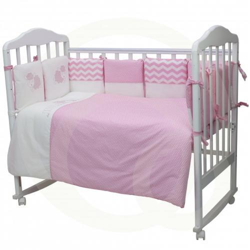 Комплект детского постельного белья Топотушки Долли 6 предметов