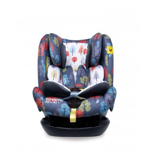 Детское автомобильное кресло COSATTO ALL-IN-ALL PLUS
