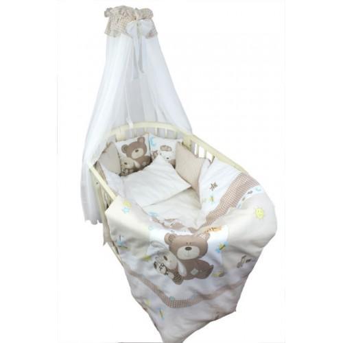 Комплект детского постельного белья L'abielle Малыши