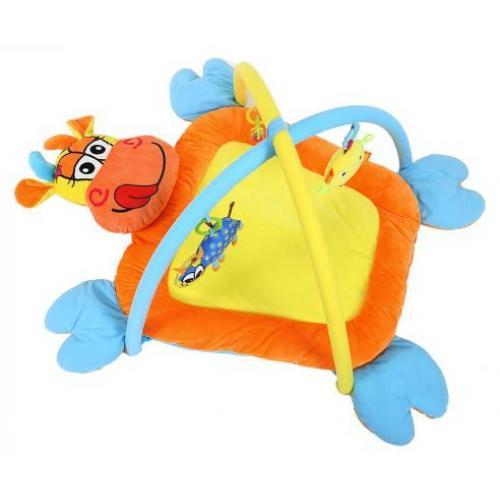 Развивающий коврик Biba Toys Коровка Арт.BP502