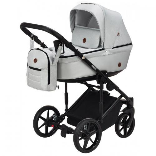 Детская модульная коляска Adamex Amelia Lux 2 в 1