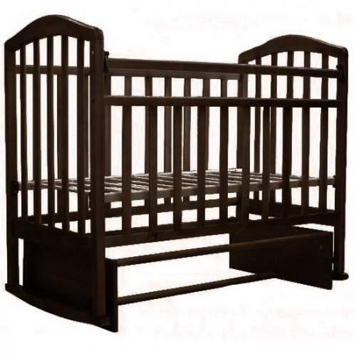 Детская кроватка Алита-3 слоновая кость