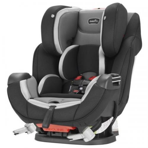 Детское автомобильное кресло Evenflo Symphony e3 DLX
