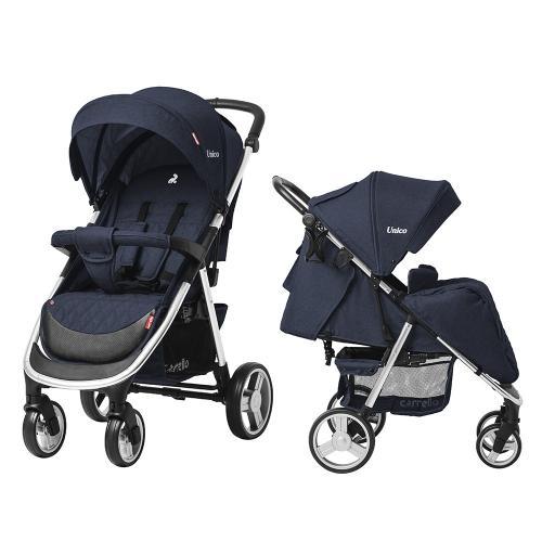 Детская прогулочная коляска Carrello Unico CRL-8507