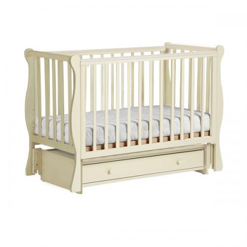Детская кроватка с универсальным маятником Лель Кубаночка-4 40
