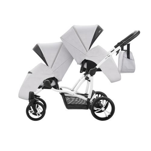 Детская прогулочная коляска для двойни Bebetto42 Sport Comfort