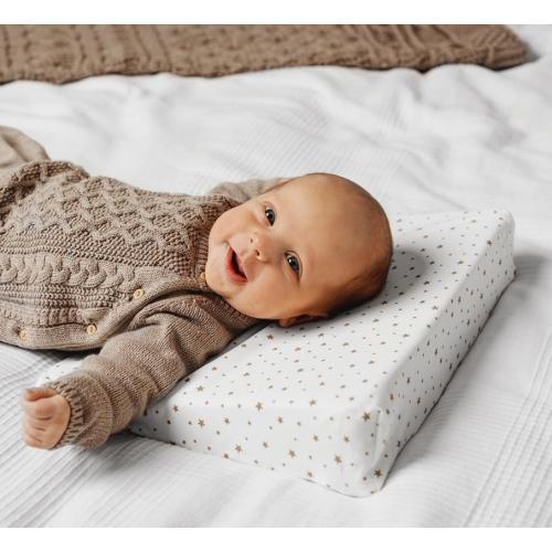 Треугольная подушка-позиционер для новорожденного Фабрика облаков