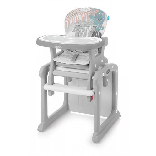 Детский стульчик-трансформер для кормления Baby Design Candy