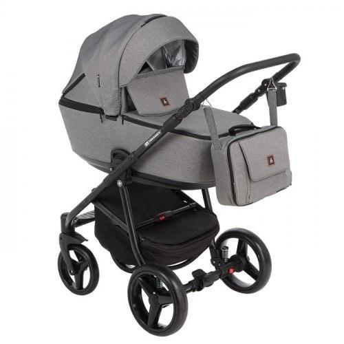 Детская модульная коляска Adamex Barcelona 2в1