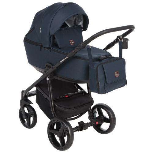 Детская модульная коляска Adamex Barcelona 3в1
