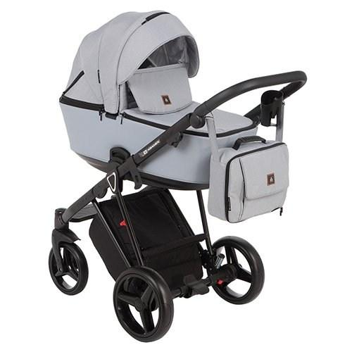 Детская модульная коляска Adamex Cristiano 3 в 1
