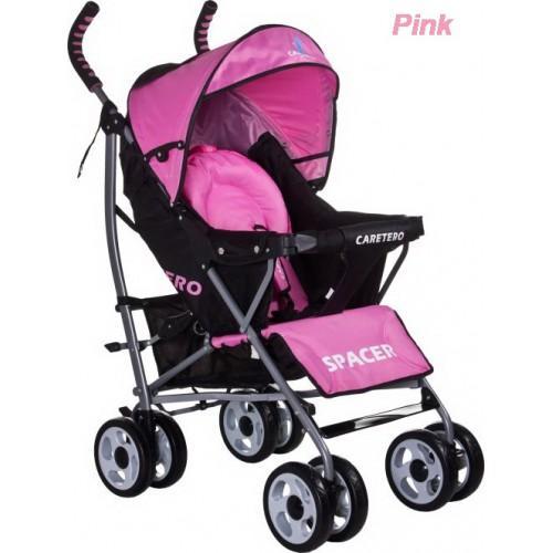 Детская прогулочная коляска Caretero Spacer