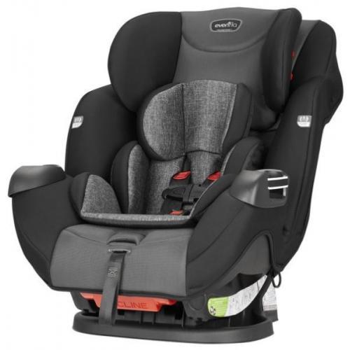 Детское автомобильное кресло Evenflo Symphony LX (0-50)