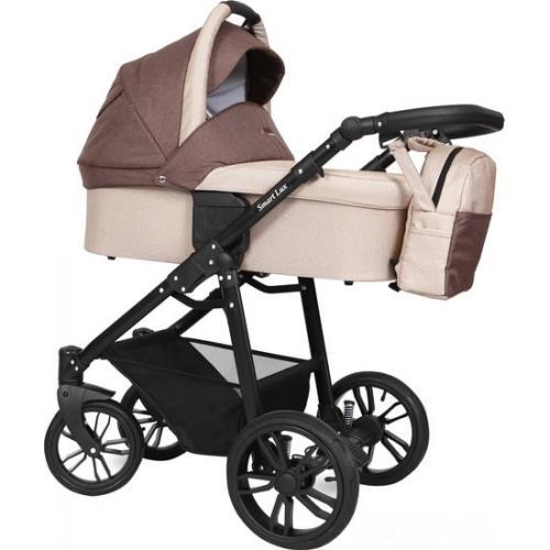 Детская модульная коляска Quali Smart Plus 2 в 1