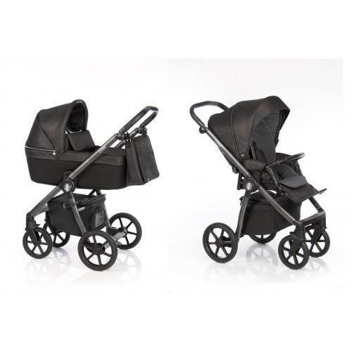 Детская модульная коляска Roan Coss 2 в 1