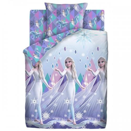 Детское постельное белье «Холодное сердце» Магия Эльзы Neon 684759
