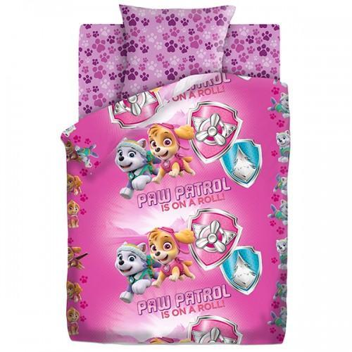 Детское постельное белье «Щенячий патруль» Скай и Эверест 411117