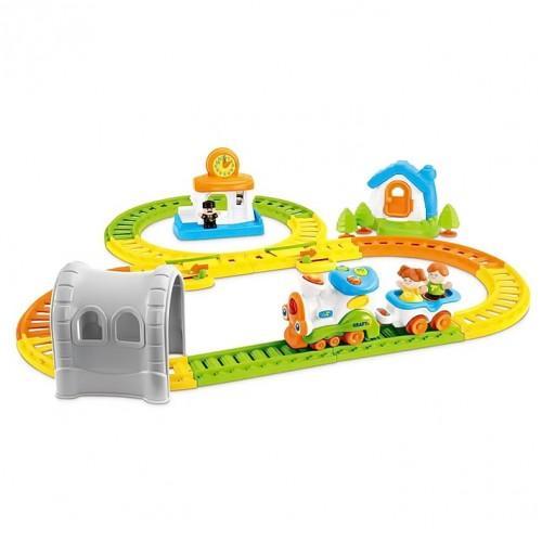 Детская игрушка Музыкальный паровозик Weina