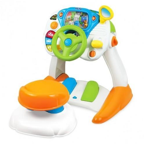 Детская игрушка Детский тренажер Умный водитель Weina